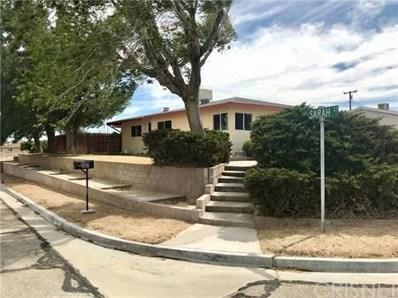 16585 Sarah Street, Mojave, CA 93501 - MLS#: SR18205266