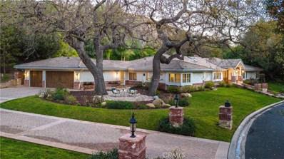 3981 Skelton Canyon Circle, Westlake Village, CA 91362 - MLS#: SR18205272