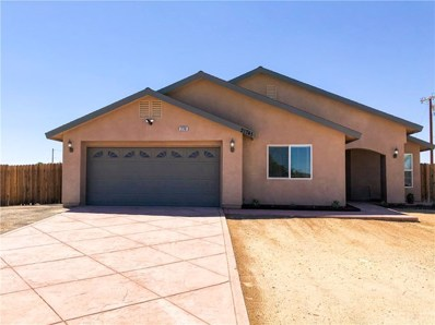 21741 Ives Court, California City, CA 93505 - MLS#: SR18205627