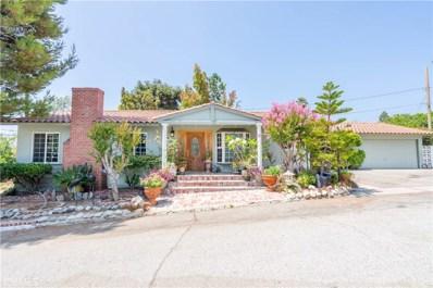 4653 Marellen Place, La Crescenta, CA 91214 - MLS#: SR18205739