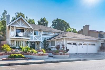 23824 Del Cerro Circle, West Hills, CA 91304 - MLS#: SR18206085