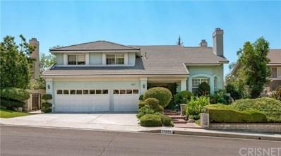 17806 Arvida Drive, Granada Hills, CA 91344 - MLS#: SR18206173
