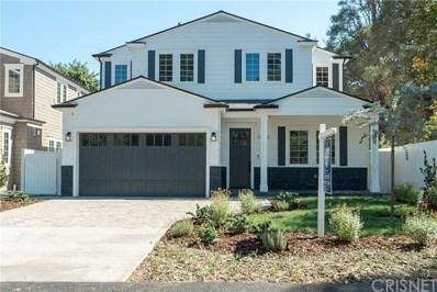 22952 Ostronic Drive, Woodland Hills, CA 91367 - MLS#: SR18206624
