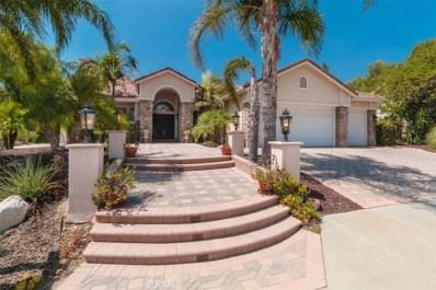 17815 Greyhawk Place, Granada Hills, CA 91344 - MLS#: SR18206676