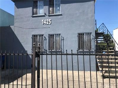 1425 W Jefferson Boulevard, Los Angeles, CA 90007 - MLS#: SR18206797
