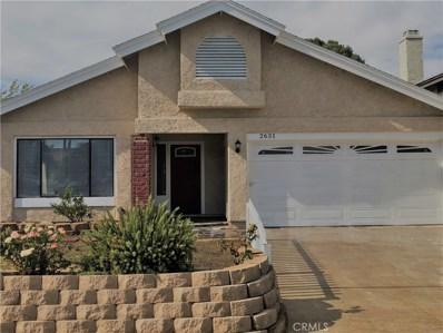 2631 Desert Oak Drive, Palmdale, CA 93550 - MLS#: SR18206819