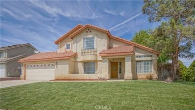 1505 Date Palm Drive, Palmdale, CA 93551 - MLS#: SR18207190