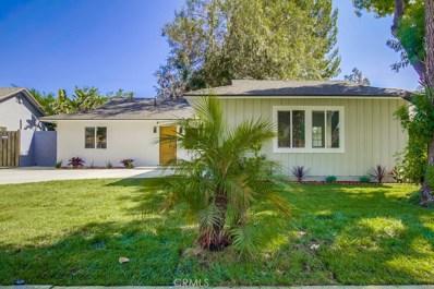 17524 Strathern Street, Northridge, CA 91325 - MLS#: SR18207294