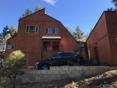 1624 Zermatt Drive, Pine Mtn Club, CA 93222 - MLS#: SR18207555