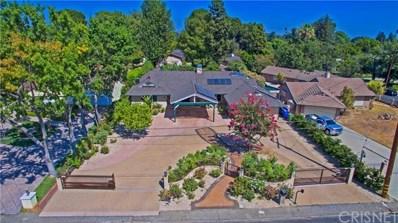 9210 Shoshone Avenue, Northridge, CA 91325 - MLS#: SR18207742