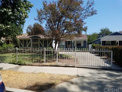 5446 Columbus Avenue, Sherman Oaks, CA 91411 - MLS#: SR18207916