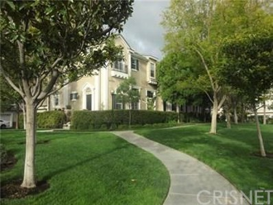 23420 Waterway Lane UNIT 11, Valencia, CA 91355 - MLS#: SR18207984