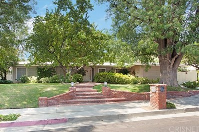 4601 Sendero Place, Tarzana, CA 91356 - MLS#: SR18208163
