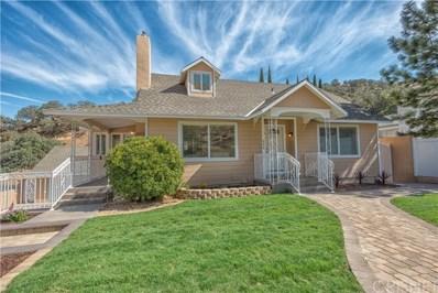 626 Canyon Drive, Lebec, CA 93243 - MLS#: SR18208293