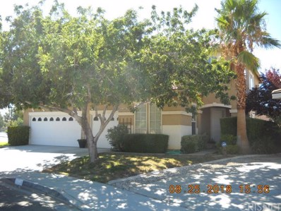 3631 Fairgreen Lane, Palmdale, CA 93551 - MLS#: SR18208299