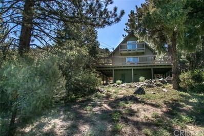 1804 Woodland Drive, Pine Mtn Club, CA 93222 - MLS#: SR18208380