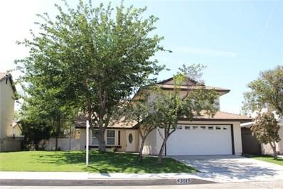 43015 Pearlwood Drive, Lancaster, CA 93536 - MLS#: SR18209075