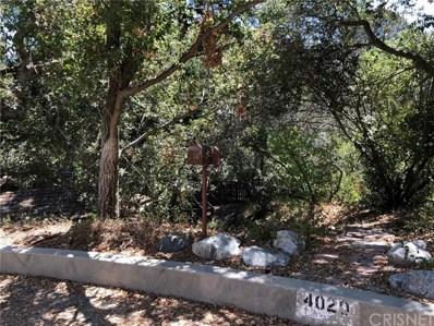 4020 Hopevale Drive, Sherman Oaks, CA 91403 - MLS#: SR18209286