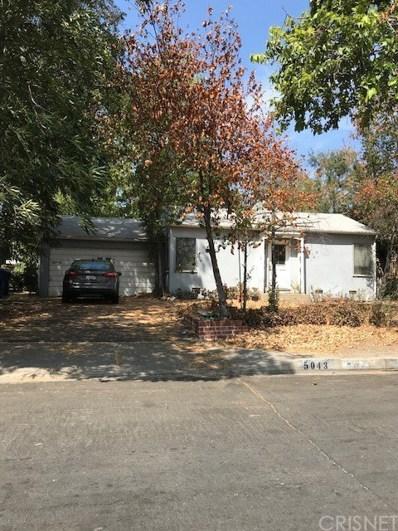 5043 Cartwright Avenue, North Hollywood, CA 91601 - MLS#: SR18209301