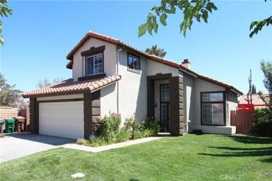 36912 Justin Court, Palmdale, CA 93550 - MLS#: SR18209543