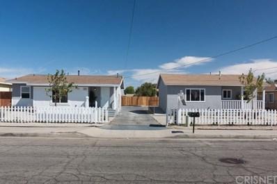 941 E Avenue Q5, Palmdale, CA 93550 - MLS#: SR18210051