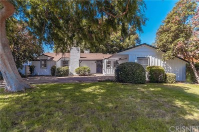 5517 Mammoth Avenue, Sherman Oaks, CA 91401 - MLS#: SR18210284