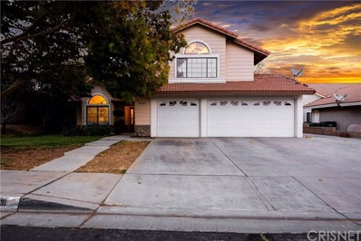 4531 Talento Way, Palmdale, CA 93551 - MLS#: SR18211249