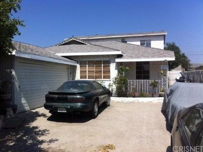 12909 Bromwich Street, Pacoima, CA 91331 - MLS#: SR18211298