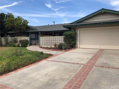 507 Lovell Place, Fullerton, CA 92835 - MLS#: SR18211609