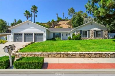 4652 Arriba Drive, Tarzana, CA 91356 - MLS#: SR18211789