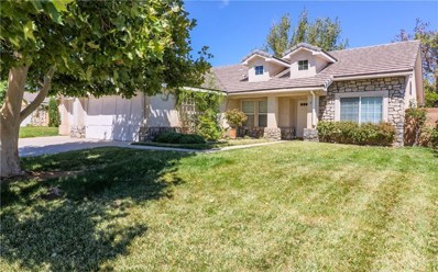 5843 Corinthian Place, Lancaster, CA 93536 - MLS#: SR18211883