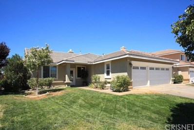 43643 Brandon Thomas Way, Lancaster, CA 93536 - MLS#: SR18212044