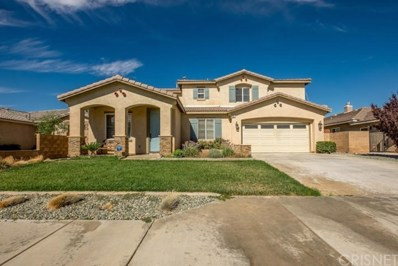 43651 Tahoe Way, Lancaster, CA 93536 - MLS#: SR18212228