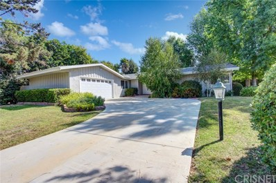 5400 Blanco Avenue, Woodland Hills, CA 91367 - MLS#: SR18212516