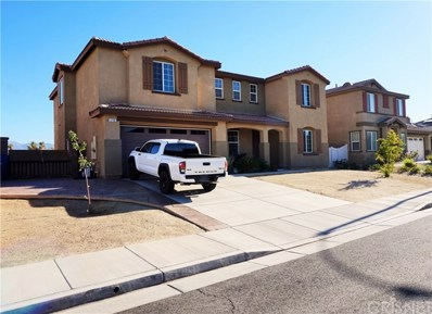 5736 Knightbridge Court, Palmdale, CA 93552 - MLS#: SR18212559