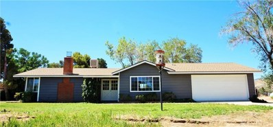 41053 34th Street W, Palmdale, CA 93551 - MLS#: SR18212625