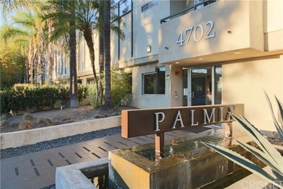 4702 Fulton Avenue UNIT 209, Sherman Oaks, CA 91423 - MLS#: SR18213098