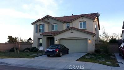 2830 Garnet Lane, Lancaster, CA 93535 - MLS#: SR18213340
