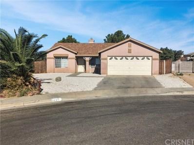 3841 Hatcher Place, Rosamond, CA 93560 - MLS#: SR18213555