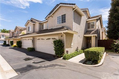 17740 Merridy Street UNIT 20, Northridge, CA 91325 - MLS#: SR18213617
