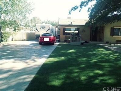 1152 W Ivyton Street, Lancaster, CA 93534 - MLS#: SR18213821
