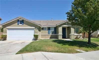 44312 Honeybee Lane, Lancaster, CA 93536 - MLS#: SR18214202