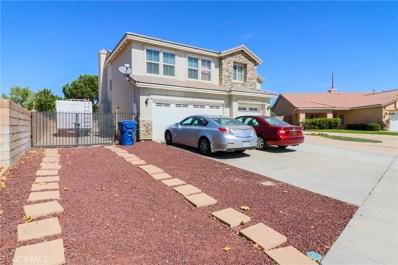2025 W Avenue K13, Lancaster, CA 93536 - MLS#: SR18214545