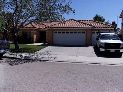 5856 Blue Sage Drive, Palmdale, CA 93552 - MLS#: SR18214810