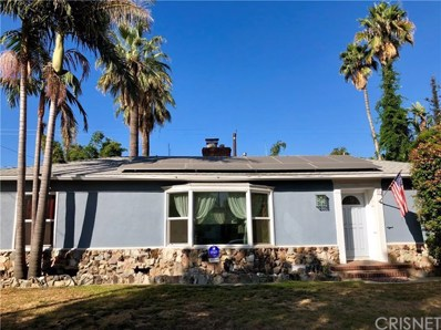 801 N Beachwood Drive, Burbank, CA 91506 - MLS#: SR18215318