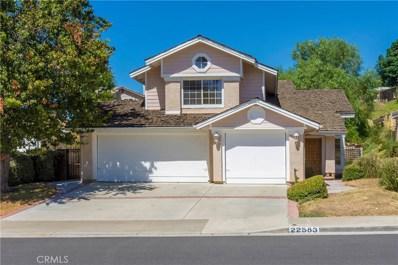 22583 Pamplico Drive, Saugus, CA 91350 - MLS#: SR18215439