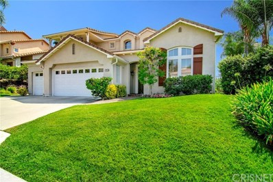 7252 Glenhaven Court, West Hills, CA 91307 - MLS#: SR18215515