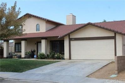 1603 La Palma Avenue, Palmdale, CA 93550 - MLS#: SR18215802