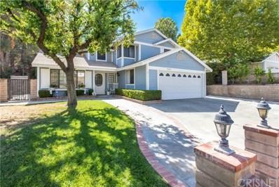 23052 Tupelo Ridge Drive, Valencia, CA 91354 - MLS#: SR18215832