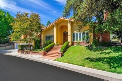 4949 Palomar Drive, Tarzana, CA 91356 - MLS#: SR18216380